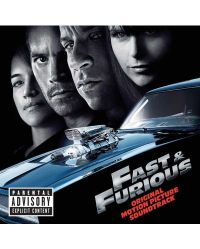 Various Artist - fast and Furious (CD) - 1