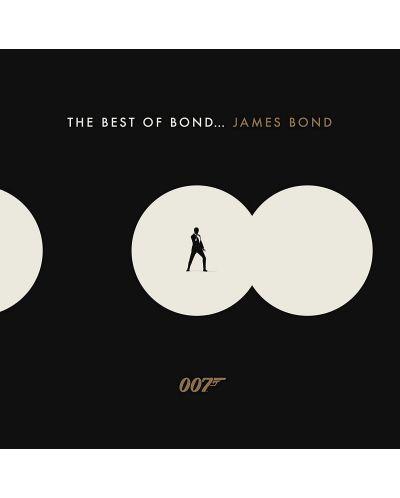 Various Artists - The Best Of Bond... James Bond 3LP - 1
