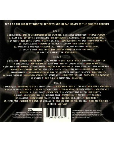 Various Artists - Top Of the Pops, Groove Hip Hop & R&B (CD Box) - 2