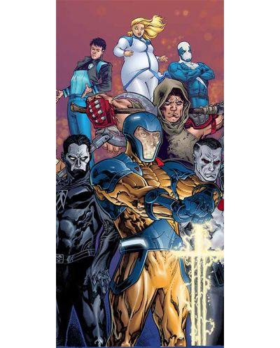 Joc de rol Valiant Universe - Core Book - 4