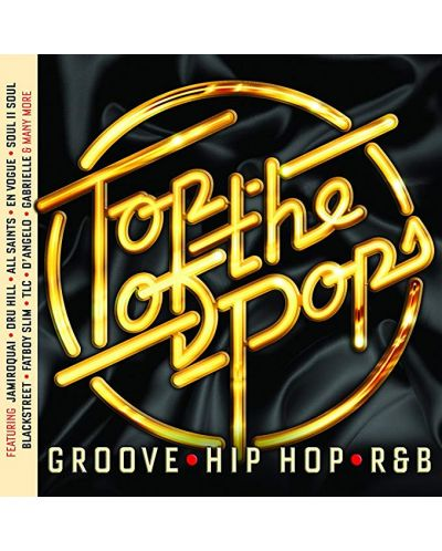 Various Artists - Top Of the Pops, Groove Hip Hop & R&B (CD Box) - 1
