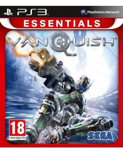 Vanquish - Essentials (PS3) - 1
