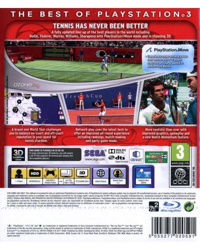 Virtua Tennis 4 - Essentials (PS3) - 3
