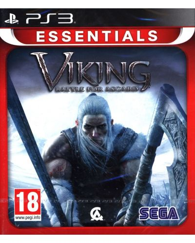 Viking: Battle For Asgard (PS3) - 1