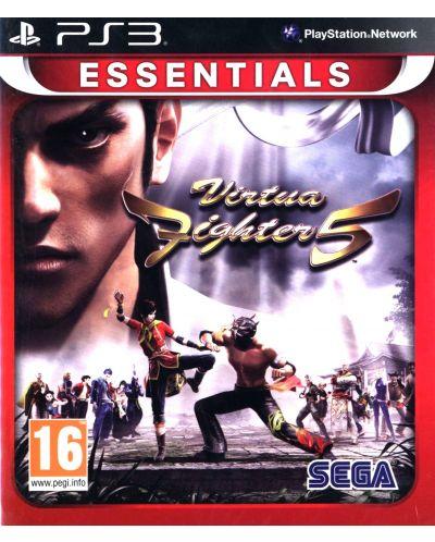 Virtua Fighter 5 (PS3) - 1