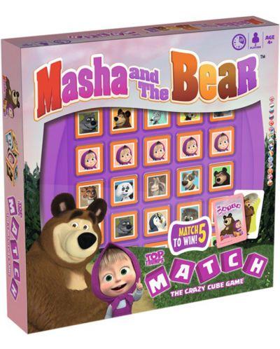 Joc cu carti si cuburi Top Trumps Match - Masa și ursul - 2