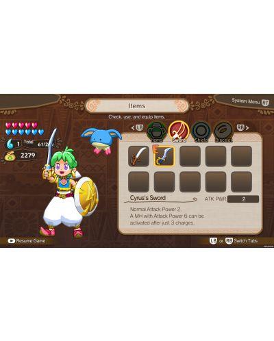 Wonder Boy: Asha in Monster World (PS4) - 4