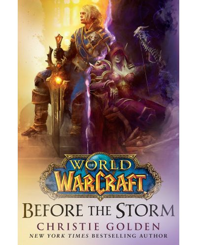 World of Warcraft: Before the Storm - 1