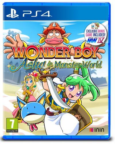 Wonder Boy: Asha in Monster World (PS4) - 1