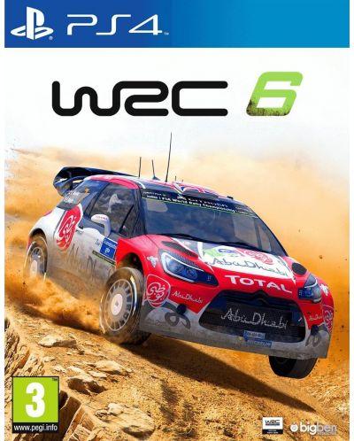 WRC 6 (PS4) - 1