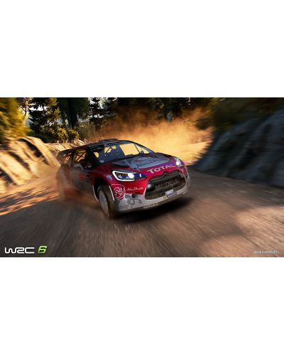 WRC 6 (PS4) - 6