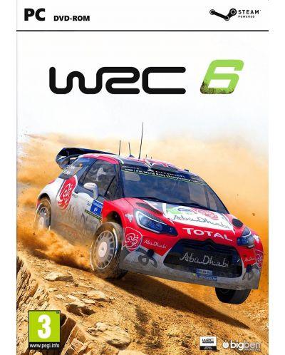 WRC 6 (PC) - 1