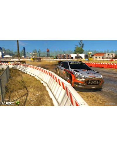 WRC 6 (PS4) - 5