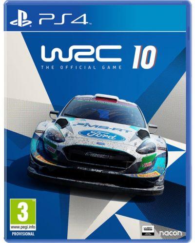 WRC 10 (PS4) - 1