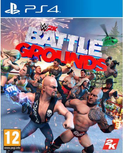 WWE 2K Battlegrounds (PS4) - 1