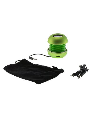 Mini boxa X-mini II - verde - 9