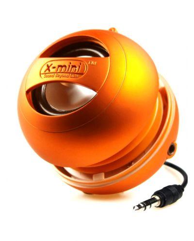 Mini boxa X-mini II - portocalie - 1