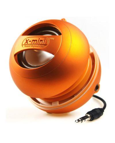 Mini boxa X-mini II - portocalie - 2