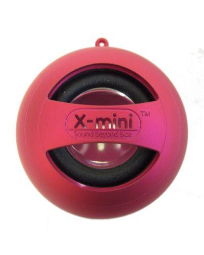 Mini boxa X-mini II - roza - 3