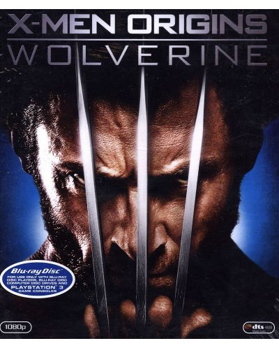 X-Men Origins: Wolverine (Blu-ray) - 1