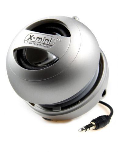 Mini boxa X-mini II - argintie - 1