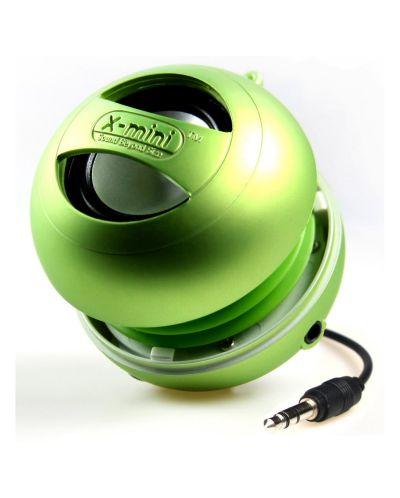 Mini boxa X-mini II - verde - 8