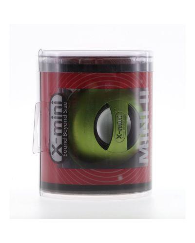 Mini boxa X-mini II - verde - 7