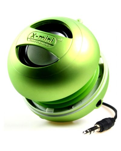 Mini boxa X-mini II - verde - 1