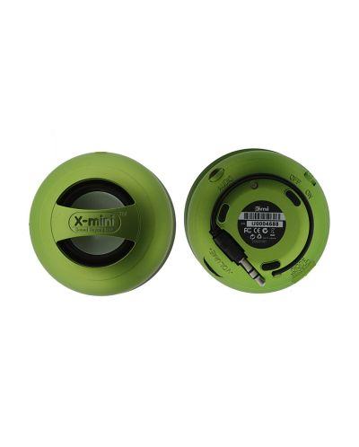 Mini boxa X-mini II - verde - 3