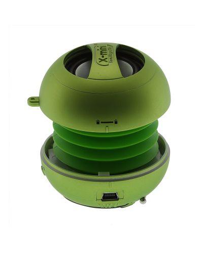 Mini boxa X-mini II - verde - 13