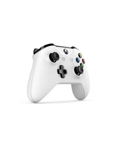 Controller Microsoft - Xbox One Wireless Controller - White - 4