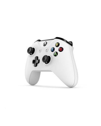 Controller Microsoft - Xbox One Wireless Controller - White - 5