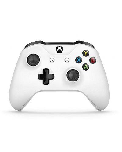 Controller Microsoft - Xbox One Wireless Controller - White - 1