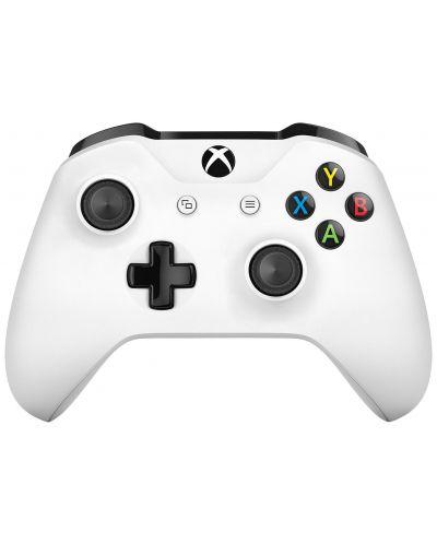 Controller Microsoft - Xbox One Wireless Controller - White - 6