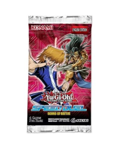 Yu-Gi-Oh! Speed Duel - Scars of Battle Booster - 1
