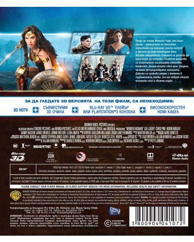 Wonder Woman (3D Blu-ray) - 3