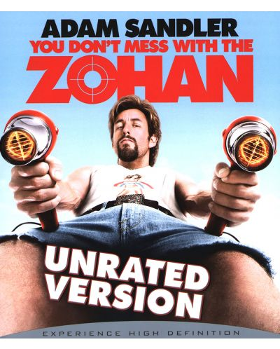 You Don't Mess with the Zohan (Blu-ray) - 1