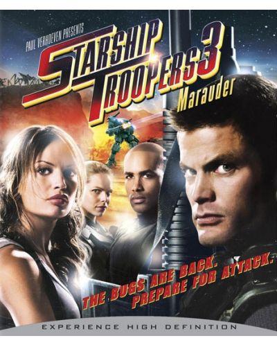 Starship Troopers 3: Marauder (Blu-ray) - 1