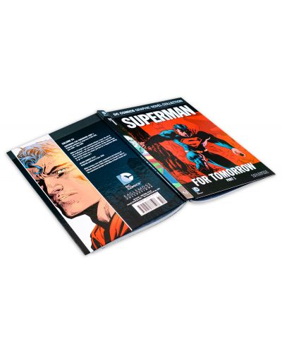 ZW-DC-Book Superman For Tomorrow Part 1 Book - 4