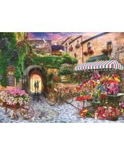 Puzzle Anatolian de 1000 piese - Piata de flori