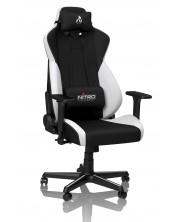 Scaun gaming Nitro Concepts - S300, radiant white