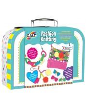 Set creativ Galt - Accesorii de tricotat, in servieta -1