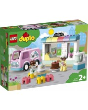 Constructor Lego Duplo Town - Brutarie (10928)