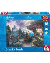 Puzzle Schmidt de 1000 piese - Cenusareasa si visul ?, Thomas Kincaid