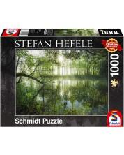 Puzzle Schmidt de 1000 piese - Stefan Hefele Homeland Jungle