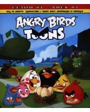 Angry Birds Toons Season 1, sezon 1 - disc 1 (DVD)