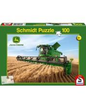Puzzle Schmidt de 100 piese - Combina de recoltat