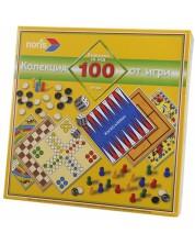 Set 100 de jocuri Noris