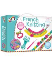 Set creativ Galt - Tricotaj francez -1