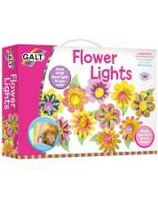 Set creativ Galt -Faceti lampa din flori